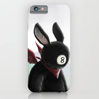 Eightball demon iPhone 6 Slim Case