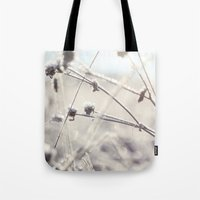 Frost & Sunshine Tote Bag
