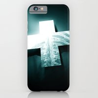 iPhone & iPod Case featuring clinically dead by MatoSwamp