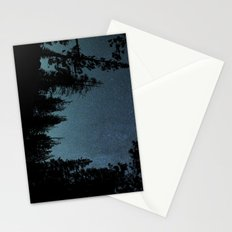Stars and Trees Stationery Cards
