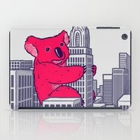 Koala Kong iPad Case