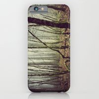 Out In The Woods Today iPhone 6 Slim Case