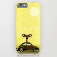 iPhone & iPod Case featuring Broken toy by John Medbury (LAZY J Studios)