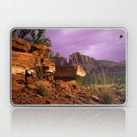 Red Desert Day II Laptop & iPad Skin
