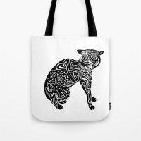 Artcat Tote Bag