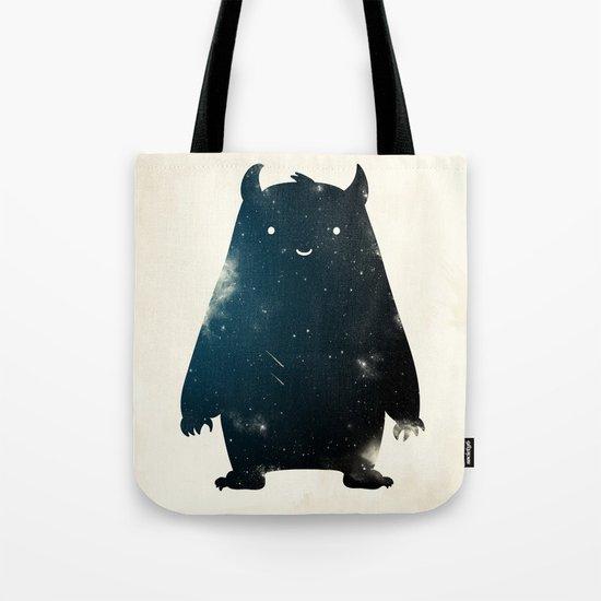 Mr. Cosmos (Color Version) Tote Bag