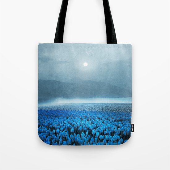 magical Tulips Tote Bag