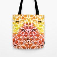 Leaves / Nr. 8 Tote Bag