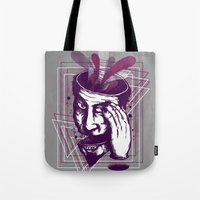 The Illusionist Tote Bag