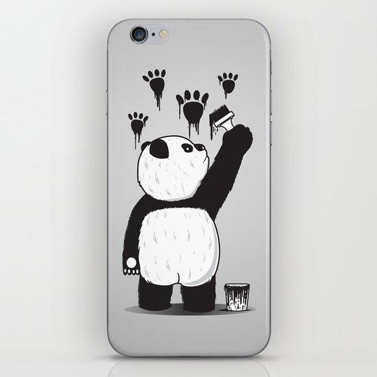 Pandalism iPhone & iPod Skin