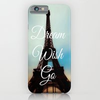 Dream Wish Go iPhone 6 Slim Case