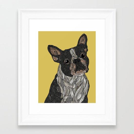 Barkysimeto Framed Art Print