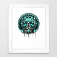 New Visionaries: Cryotek Framed Art Print