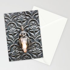 Elephant rider Stationery Cards