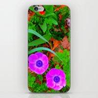 Poppies Will Make Them S… iPhone & iPod Skin