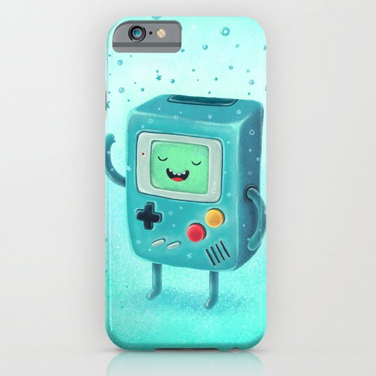 Game Beemo iPhone & iPod Case