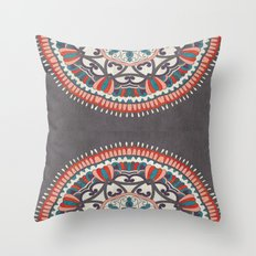 Stars On The Half Shell 2 Throw Pillow