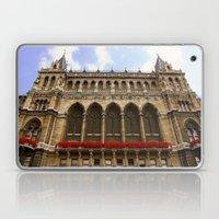 Building in Vienna Laptop & iPad Skin