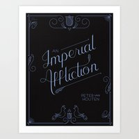 An Imperial Affliction Art Print