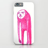 iPhone & iPod Case featuring drain hair baby by Yes Menu