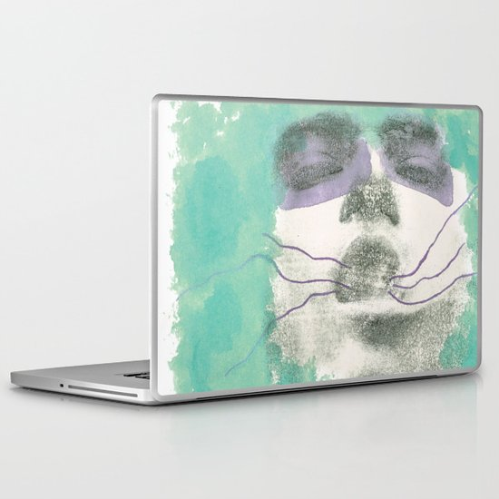 Let yourself go Laptop & iPad Skin