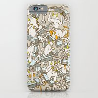 iPhone & iPod Case featuring Inner Demons by Katie Owens