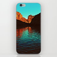 Deep Reflections iPhone & iPod Skin