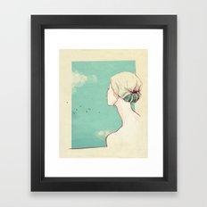 No idea Framed Art Print