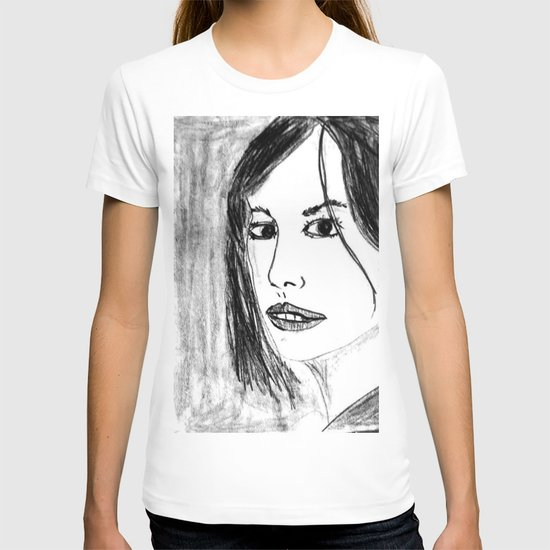 THE UNKNOWN GIRL T-shirt