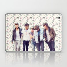 Floral 1D Laptop & iPad Skin