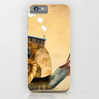 iPhone & iPod Case featuring A Tiny Community by Rachael Shankman