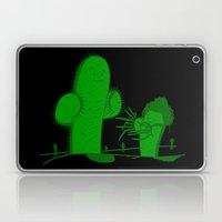 Cactus Scissorhands Laptop & iPad Skin