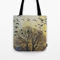 Bird Watching  - JUSTART… Tote Bag