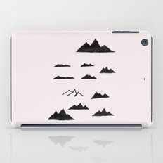 Mountains iPad Case