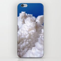 The Fluffy Mountains! iPhone & iPod Skin
