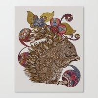 Emaline Canvas Print