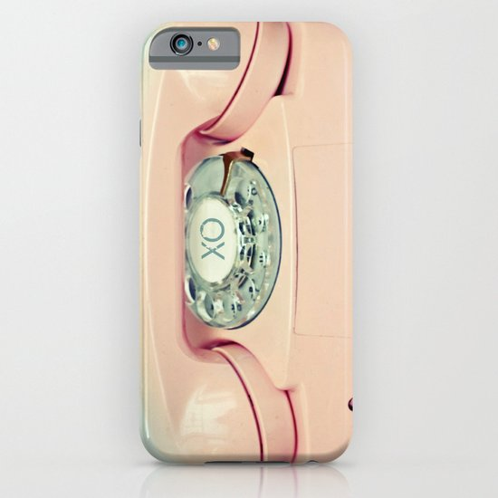 Party Line iPhone & iPod Case
