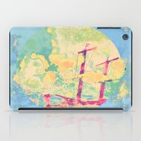 Sail In The Set iPad Case