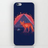 Viaje Misterioso iPhone & iPod Skin