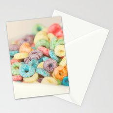 Fruit Loops Stationery Cards