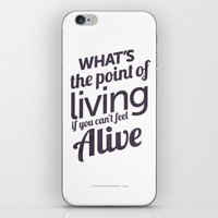 What's the point iPhone & iPod Skin