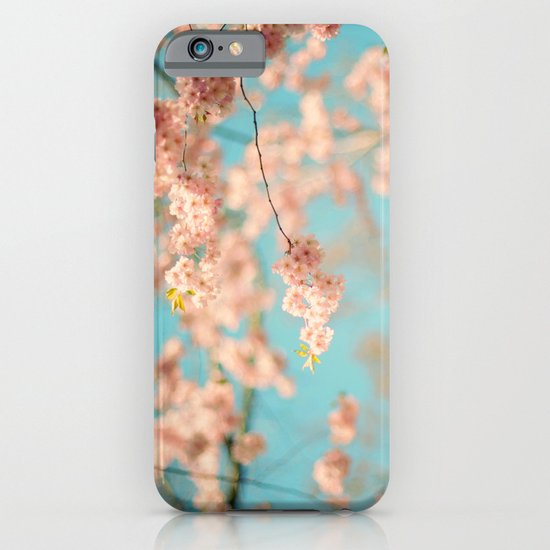 Dance of the Cherry Blossom iPhone & iPod Case
