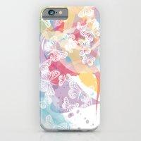 Butterflies iPhone 6 Slim Case