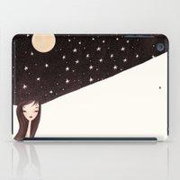 Night Hat iPad Case