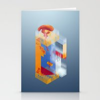 Castle Of Impossible Fla… Stationery Cards