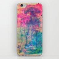 Magical Mayhem iPhone & iPod Skin