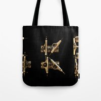 Sk8 Typography Tote Bag