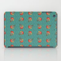Puki Owl Pattern iPad Case