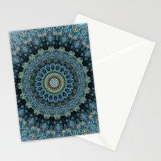 Spiral Eye Stationery Cards