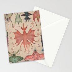 Cephalopodoptera Tab. V Stationery Cards